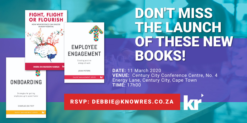 New Book Launch
