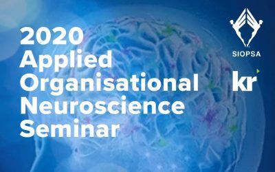 Applied Organisational Neuroscience Seminar 2020