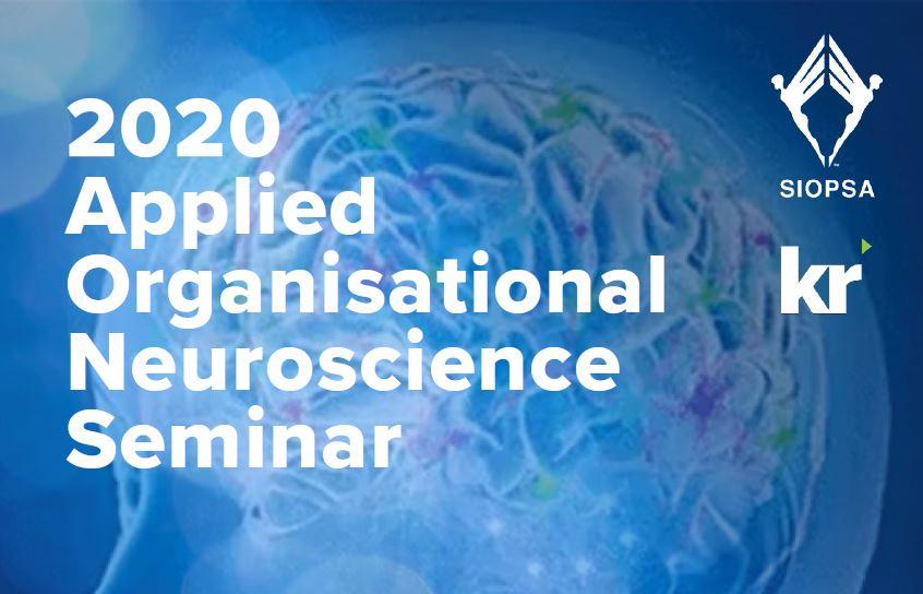 Applied Organisational Neuroscience Seminar 2020